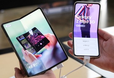 Samsung Foldable Phone Users Show Different Area of Interest by Model