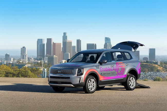 Hyundai, Kia Launch Ride-hailing Service for the Disabled in the U.S.