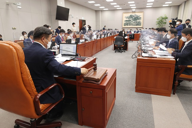 Parliamentary Subcommittee Passes Bill on Building National Assembly Branch in Sejong