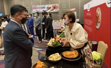 S. Korea to Hold K-Food Fair Next Month