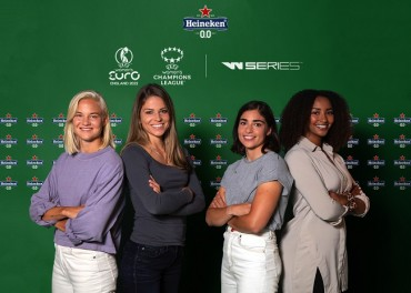 Heineken® Gives Sports Fans Three More Reasons to Cheer