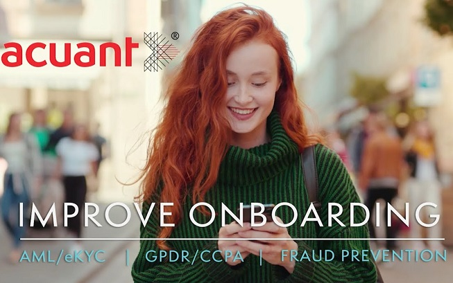 Leading Banking-as-a Service (BaaS) Provider Finaptic Chooses Acuant to Power Trusted Onboarding