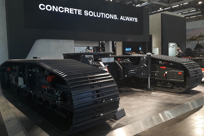 CNH Industrial Signs Agreement to Acquire Excavator Manufacturer Sampierana S.p.A