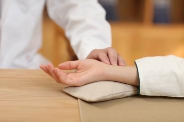 S. Korea to Develop National Standard for Oriental Medicine Pulse Diagnosis Data
