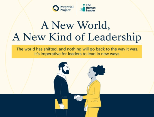 New Study from Potential Project Reveals the Leaderships Qualities that Can Improve Employee Job Satisfaction by 86%