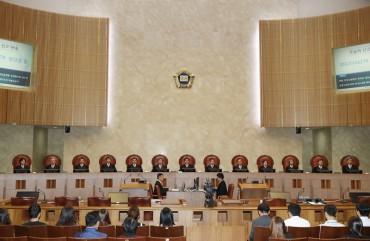 Korean Judges Busier than Foreign Counterparts: Data