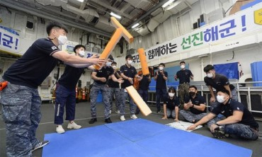 S. Korean Troops on Overseas Missions Celebrate Chuseok