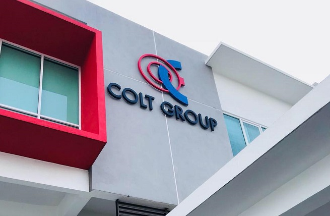 Colt Commits to Achieving Global Net Zero Emissions by 2030