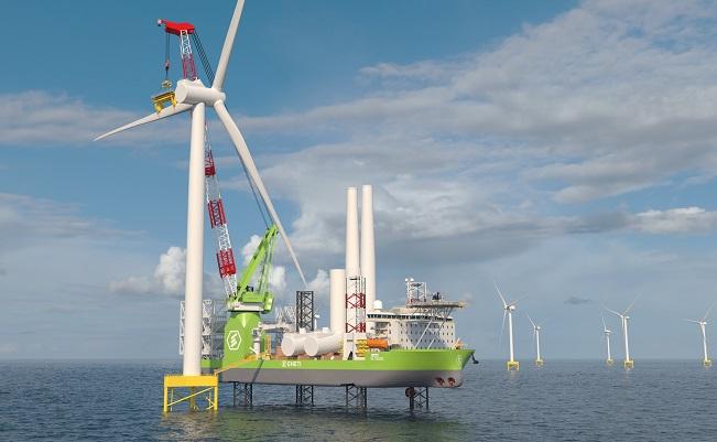 Doosan Heavy to Provide Equipment for WTIV to Daewoo Shipbuilding
