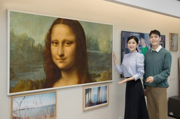 Samsung Signs Partnership with Louvre for Art Subscription Service on TV