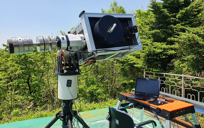 Space Agency Develops Astronomical Telescope that Can Observe Low-surface-brightness Celestial Objects
