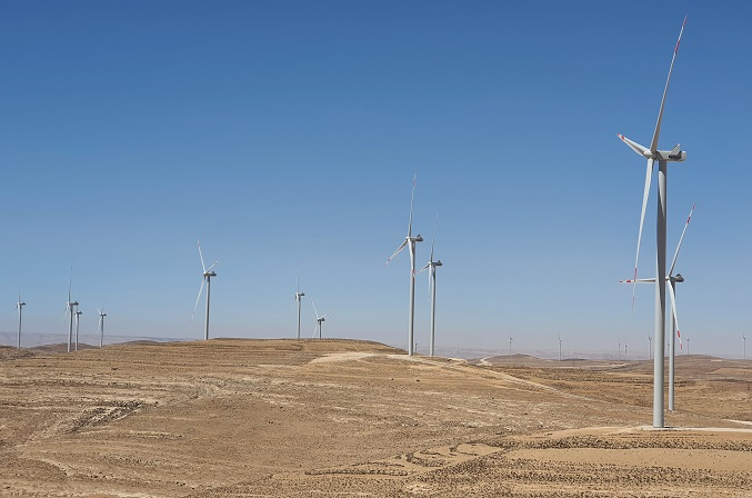 Korea Southern Power Completes Wind Power Plant Project in Jordan