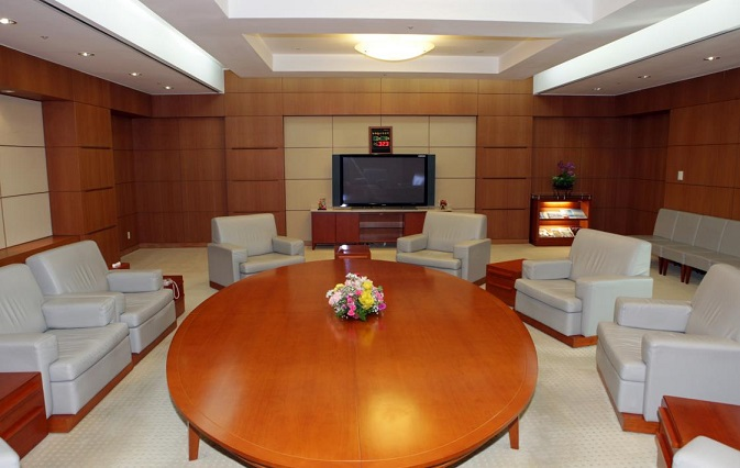 VIP Rooms at Incheon Airport Empty as Pandemic Drags On