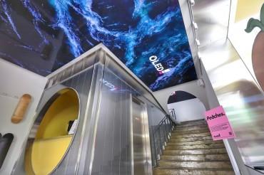 LG Display Hosts OLED Digital Art Exhibition