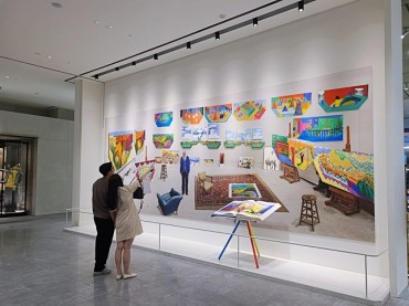 Department Stores Tap into Artwork Sales