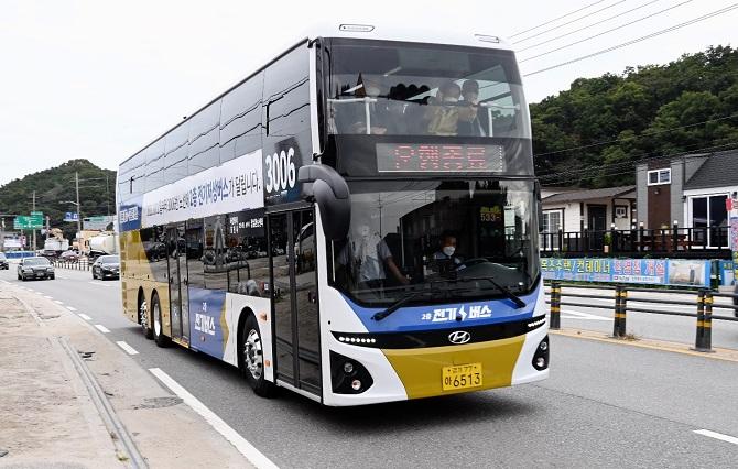 Gyeonggi Prov. to Introduce Eco-friendly Double-decker Public Buses