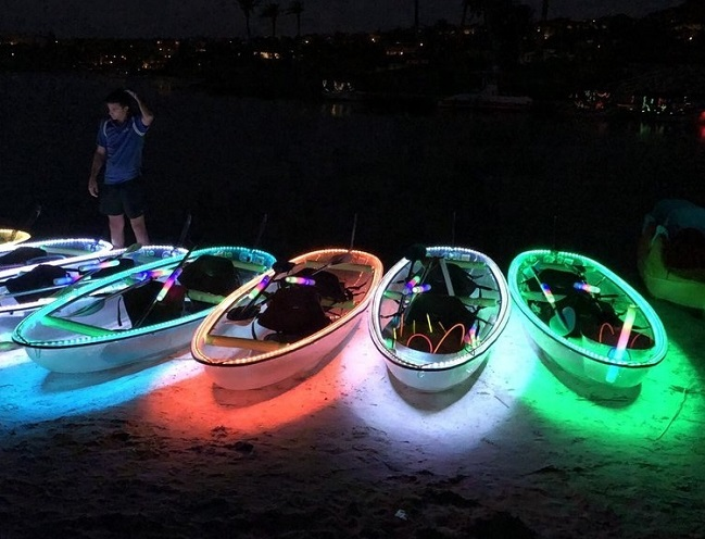"""Busan to Host """"Night LED Kayak Experience"""" at Suyoung River"""