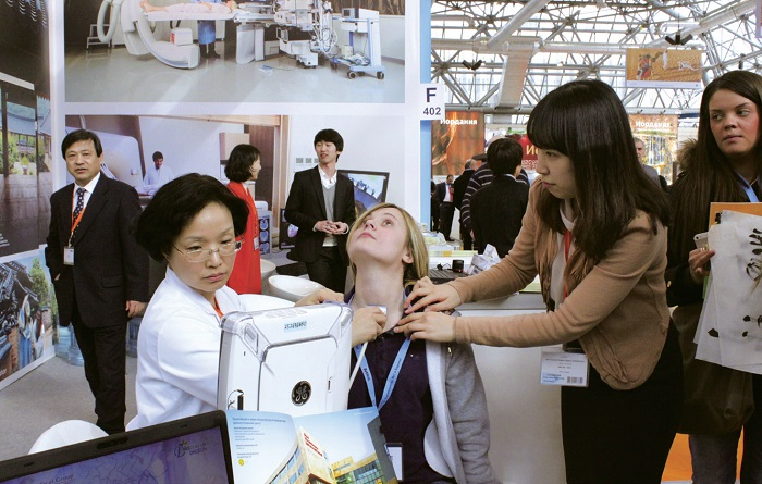 Number of Medical Tourists to Korea Dips 76.5 pct in 2020 amid Pandemic