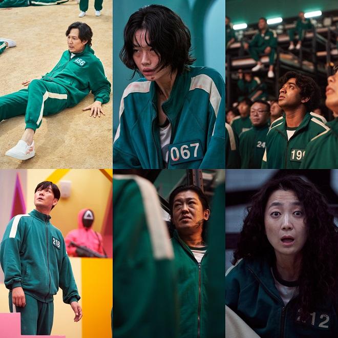 S. Korean Series 'Squid Game' Tops U.S. Chart on Netflix