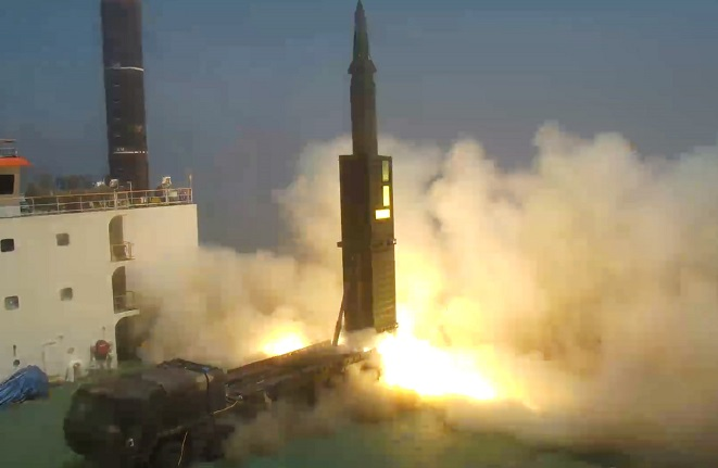 S. Korea Developing Massive Ballistic Missile as Powerful as Tactical Nuclear Weapon