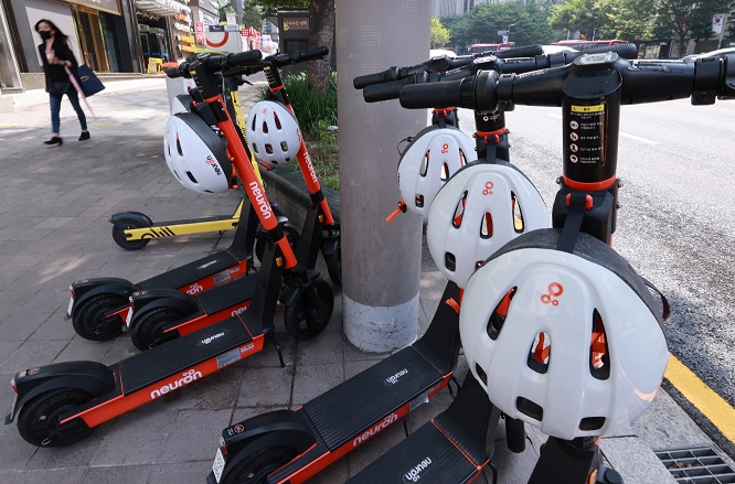 Traffic Accidents Involving Personal Mobility Devices Soar Fourfold from 2018 to 2020