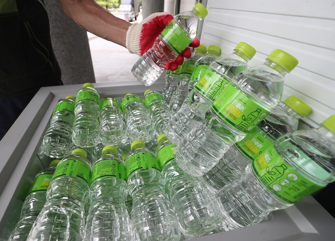 Deals Forged with Water Bottlers to Supply Label-free Products to Gov't Offices