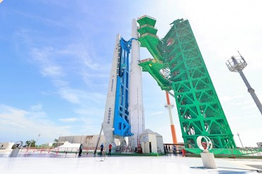 S. Korea to Launch 1st Homegrown Space Rocket on Oct. 21