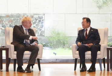 S. Korea Likely to Receive 1 mln Doses of mRNA Vaccines from Britain in Swap Deal