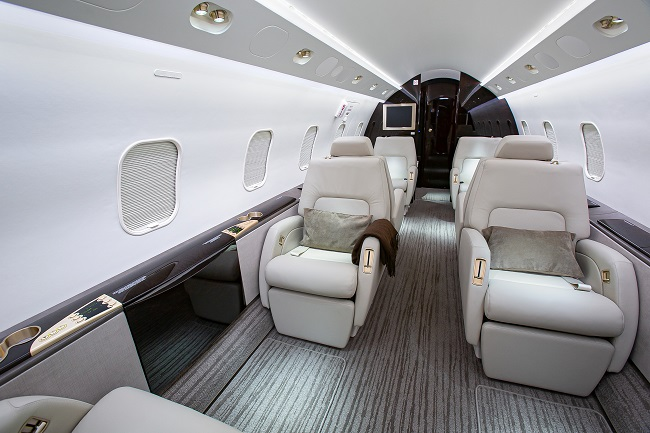 Bombardier Expands Customer Offerings at Dallas Service Centre with New Interior Repair and Refurbishment Capabilities