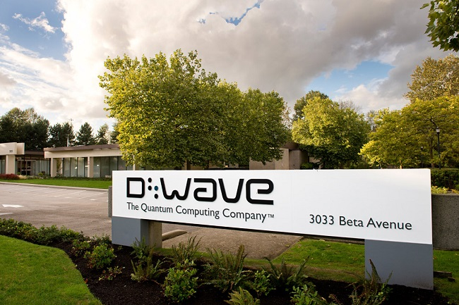(image: D-Wave Systems Inc.)