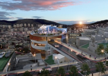 Busan to Build Tubular Traffic Circle to Connect Roads at Different Heights
