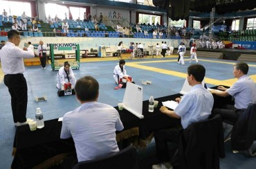 World Taekwondo Headquarters to Introduce Special Uniform for 9th Dan Award Ceremony