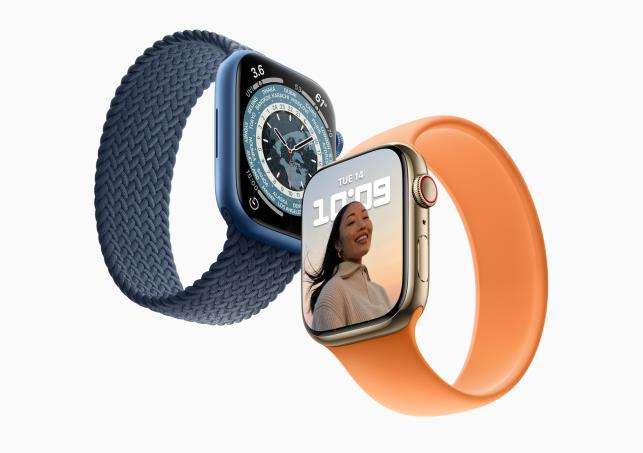 Apple Watch 7 to be Launched in S. Korea Next Week
