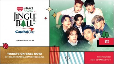 BTS to Join L.A. Stop of This Year's iHeartRadio Jingle Ball Tour