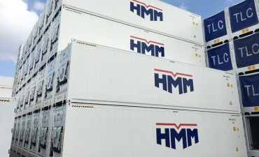HMM Introduces IoT Technology for Reefer Containers