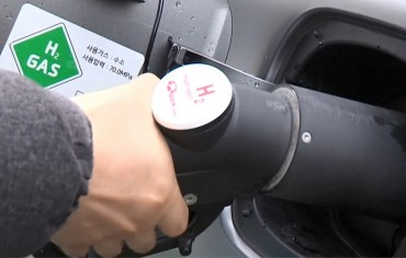 S. Korea to Introduce Self-service Hydrogen Charging Station