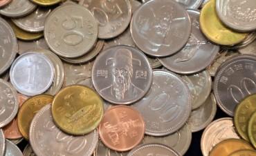 S. Koreans Own Average of 450 Unused Coins: Data