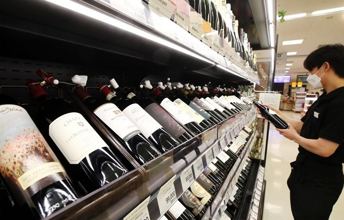 Wine Imports Almost Double This Year amid Pandemic