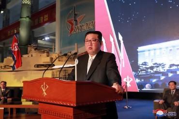 N.K. Leader Loses 20 Kilograms, Has No Health Issues: Seoul's Spy Agency