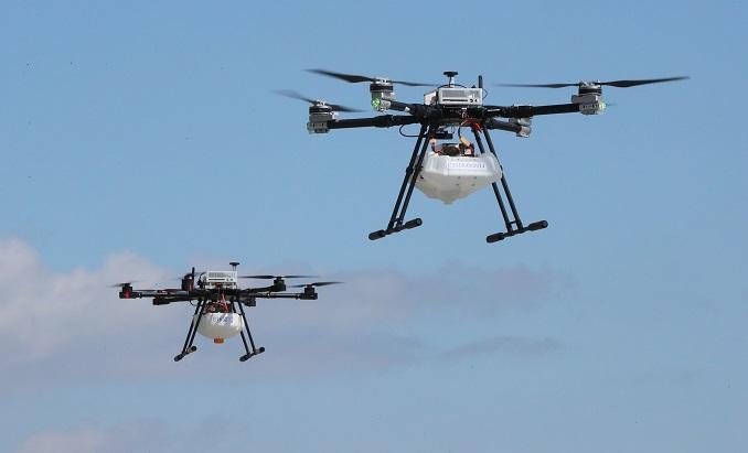 S. Korean Drone Developer Succeeds in Controlling Drone 9,000 Kilometers Away