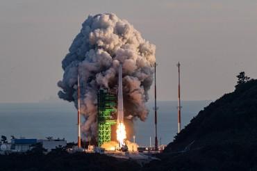 'Half-success' of Rocket Launch Creates New Tasks for S. Korea's Space Program