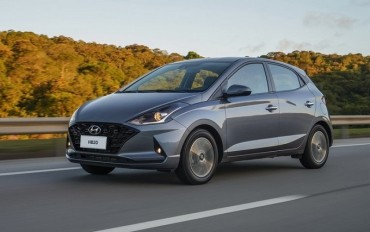Hyundai Ranks 2nd in Brazil's Passenger Car Market for the First Time