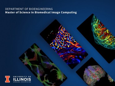 University of Illinois Urbana-Champaign Launches First-of-its-kind Master of Science in Biomedical Image Computing Degree